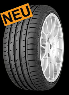225/45R17 - ContiSportContact 3 - W