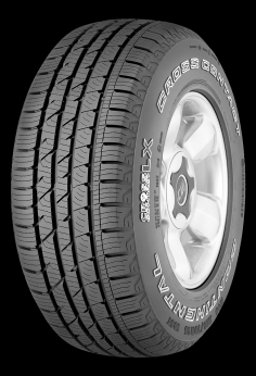255/55R18 - ContiCrossContact LX - 109H XL