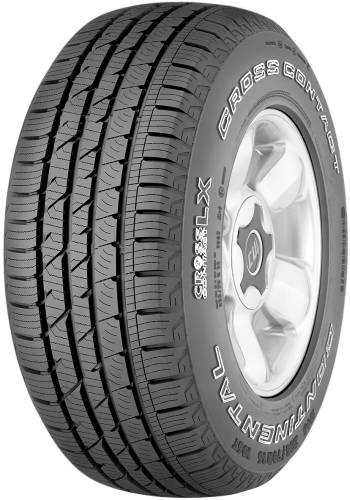 275/55R17 - CrossContact LX - 109V