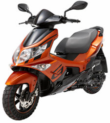 Scooter MAX 125cc