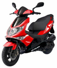 Scooter G-Max 49,5 cc